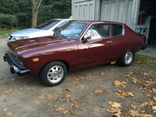 1975 Datsun B210 2 Door Hatchback Coupe For Sale In