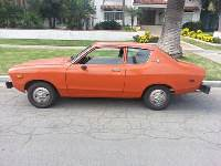 1976 Datsun B210 I4 1.3L Gas Saver