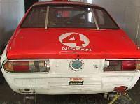 SCCA 1976 Datsun/Nissan B210 GTL