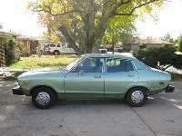 1978 Four Door Sedan