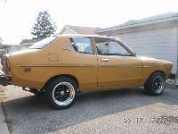 1978 Datsun B210 Sedan