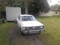 1979 Datsun B210 Project Car