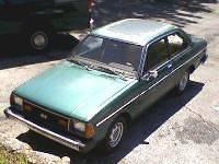 1980 Two Door Sedan