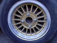 Datsun B210 Original Spoke Wheel