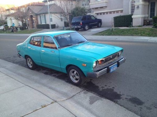 1975 Datsun B210 Hatchback Coupe For Sale in Sacramento ...