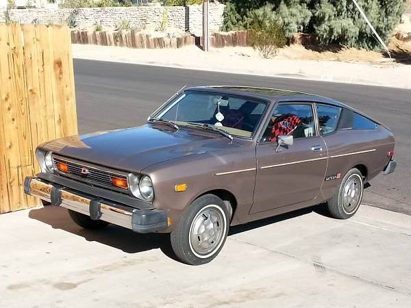 1977 Datsun B210 Hatchback Coupe For Sale In Barstow California
