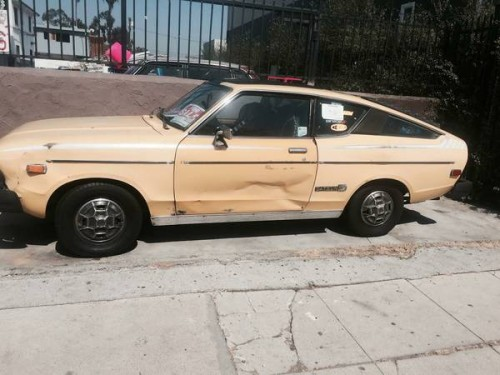 1978 Datsun B210 Hatchback Coupe For Sale in Los Angeles ...
