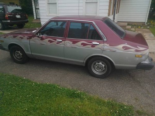 1980 Datsun B210 For Sale In Memphis Tennessee