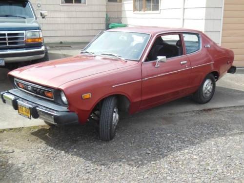 1978 Datsun B210 2 Door Sedan For Sale in Portland, Oregon