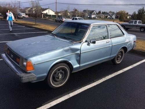 1980 Datsun B210 2 Door Coupe For Sale in Bend, Oregon