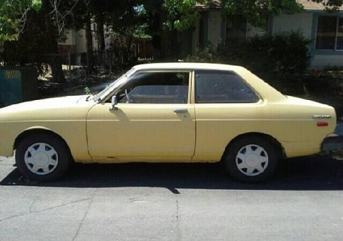 1982 Datsun B210 Hatchback Coupe For Sale In Reno, Nevada