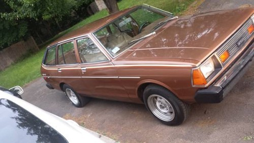 1981 Datsun B210 Wagon For Sale in Eastern Connecticut