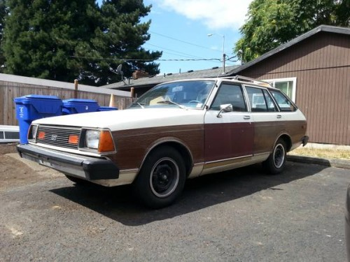 1982 Datsun B210 Wagon For Sale In Portland Oregon
