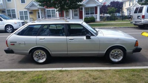 1981 Datsun B210 Wagon For Sale In New Haven Connecticut