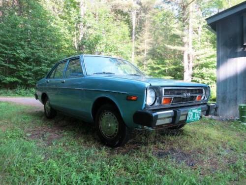 1979 Datsun B210 4 Door Sedan For Sale in Salisbury, Vermont