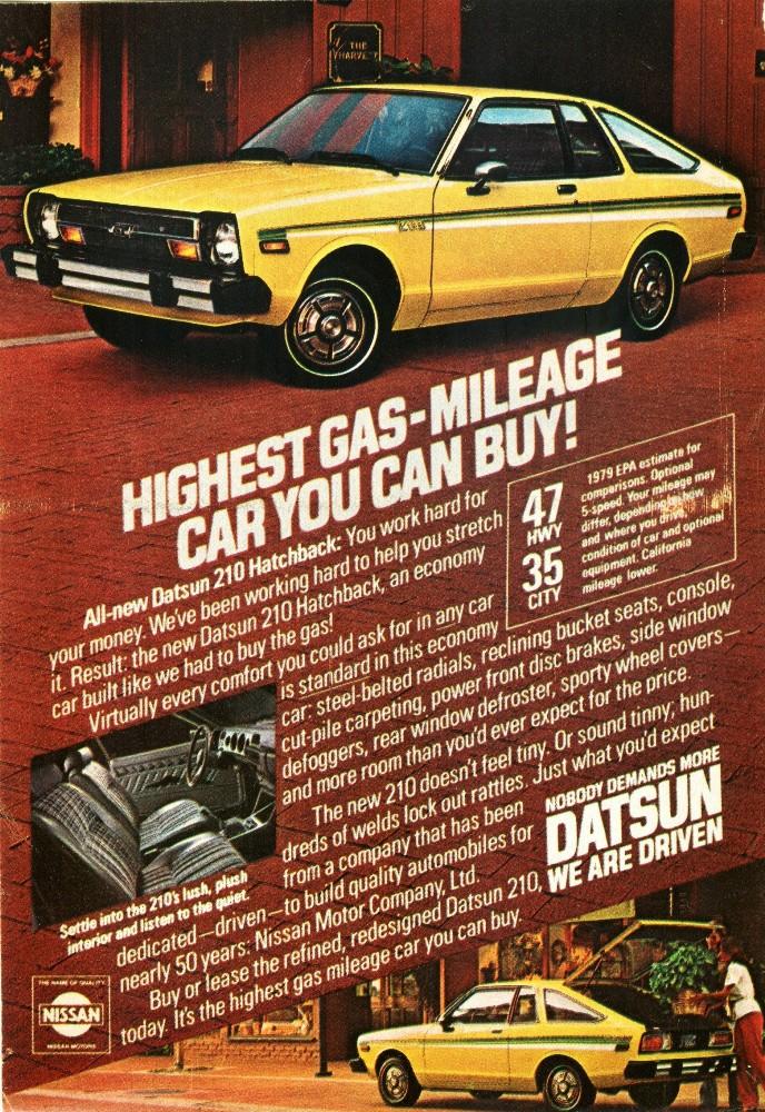1979 Hatchback Ad